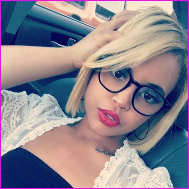 Short hair celebrity updos 2019