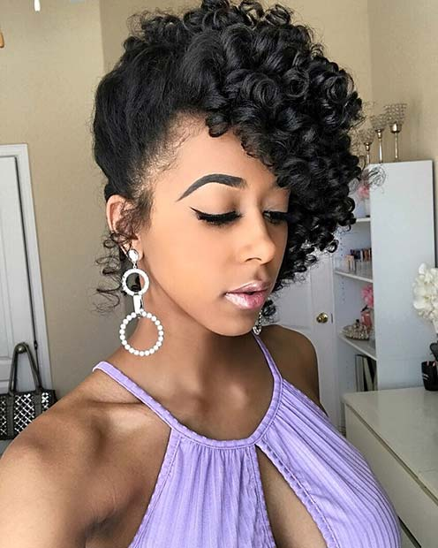 10 Stunning Prom Hair Ideas for 2019