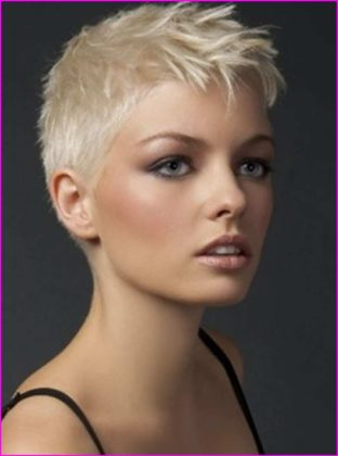 Very Short Pixie Cuts - Pixie Haircut Gallery 2019