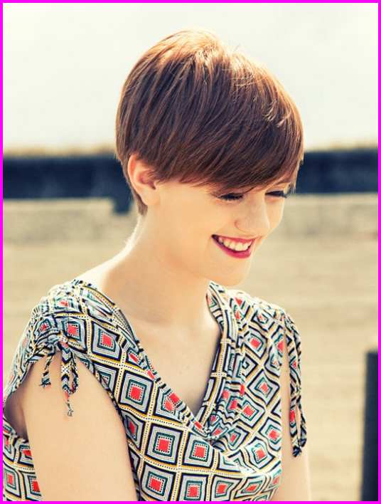 Classic and Smooth Short Pixie Cuts