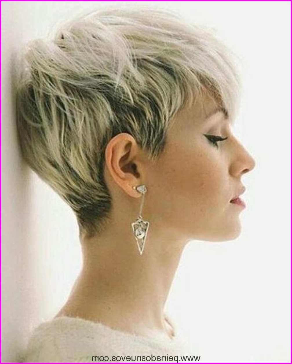 Cute Short Blonde Pixie Cuts 2019