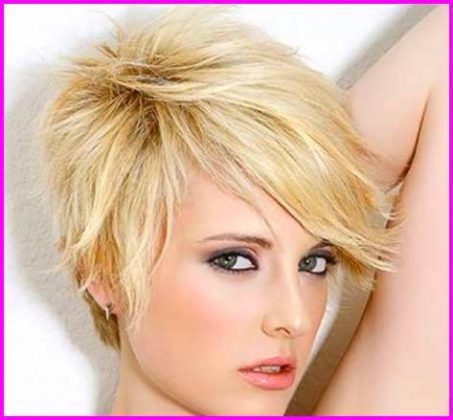 Tall and Layered Pixie Cuts