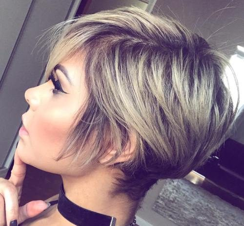38 Pixie Haircuts for Thick Hair 2019
