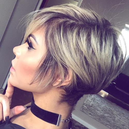 38 Pixie Haircuts For Thick Hair 2020 Short Pixie Cuts