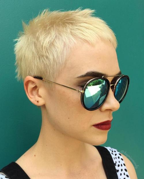30 Nice Short Pixie Cuts in 2019
