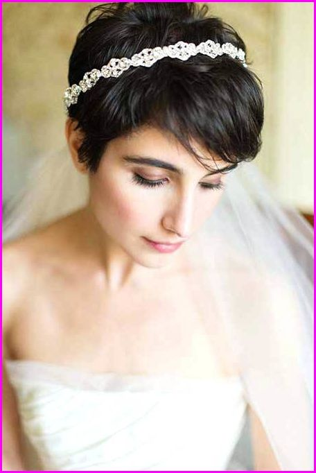 20 Short Pixie Wedding Hairstyles Short Pixie Cuts