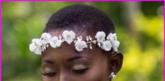 Short Pixie Wedding Hairstyles