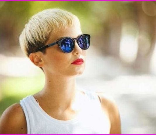50 Hair Color Ideas for Short Pixie Cuts