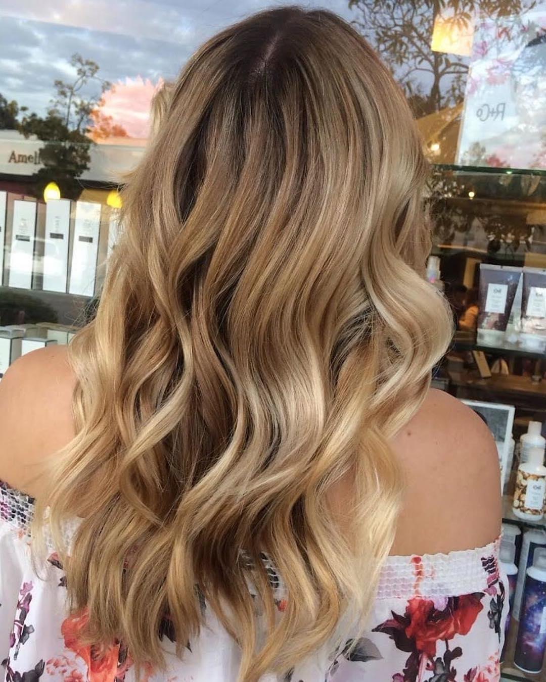 20 Caramel Highlights For Dark Brown Hair 2019 Short