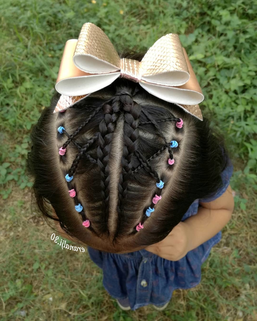 Hairstyles Cuts: 25 Easy Wacky Hairstyles For School Girl