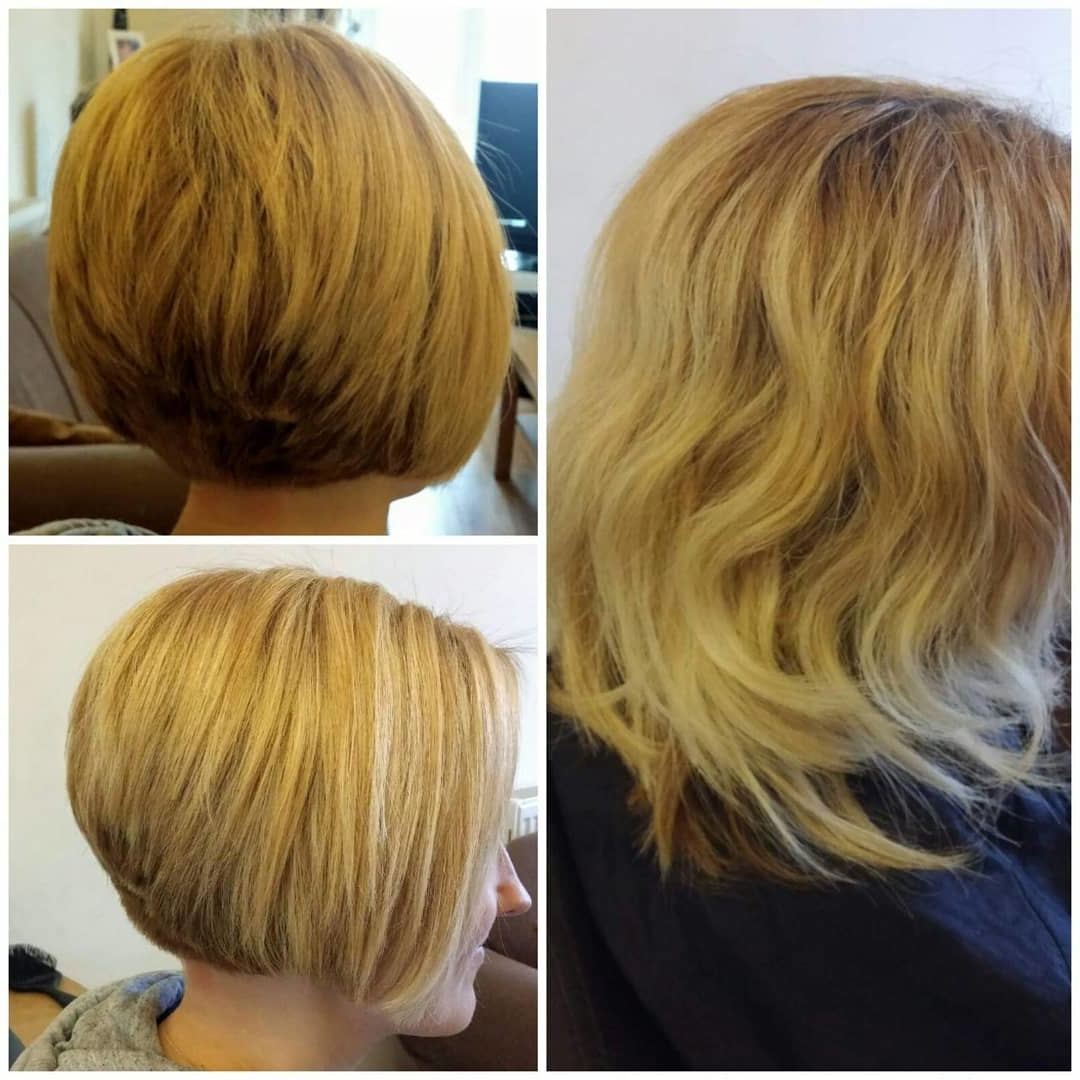 25 Graduated Bob Hairstyles for Fine Hair   Short Pixie Cuts