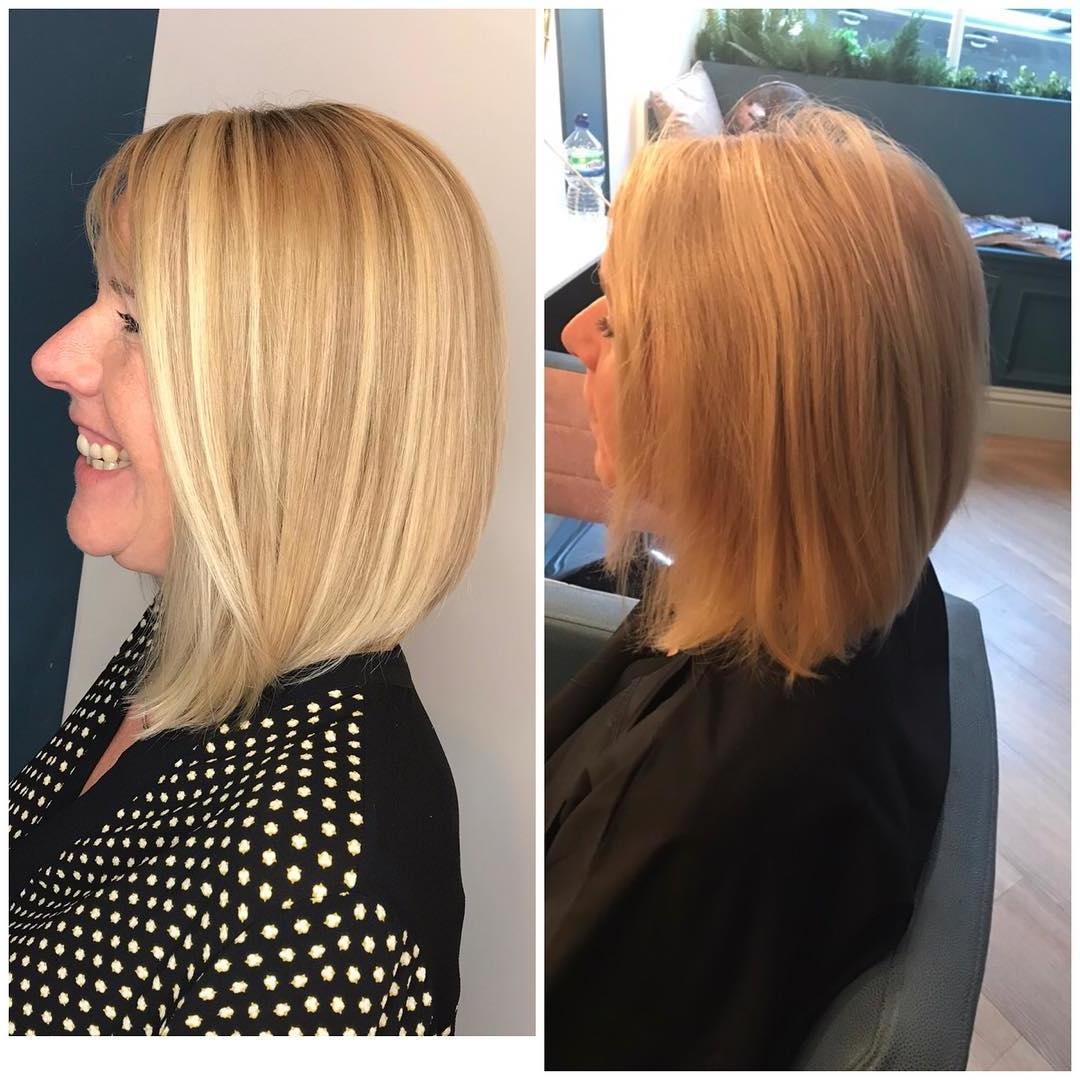 25 Graduated Bob Hairstyles for Fine Hair - Short Pixie Cuts
