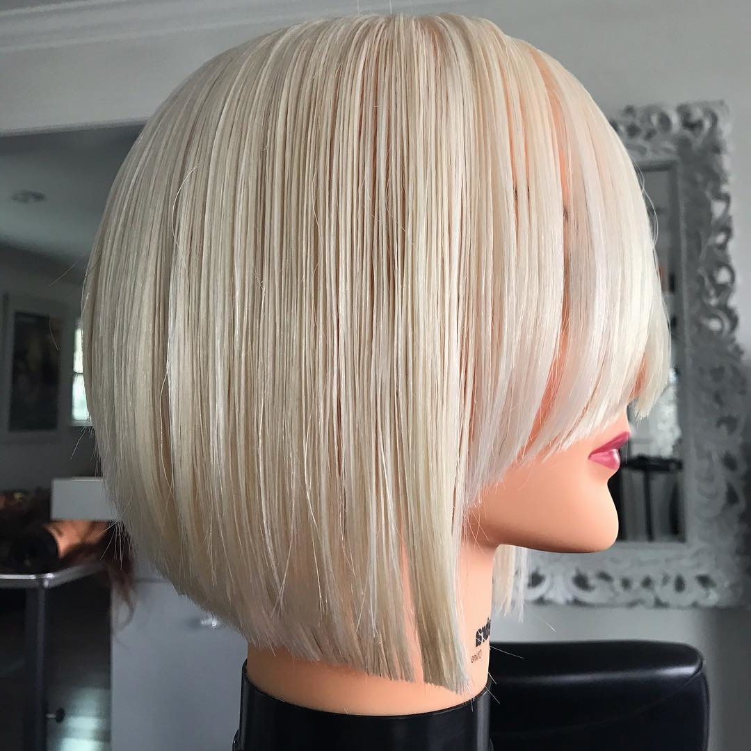25 Graduated Bob Hairstyles For Fine Hair Short Pixie Cuts