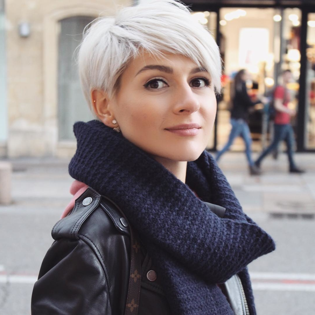 50 Messy Pixie Haircuts for Fine Hair - Short Pixie Cuts