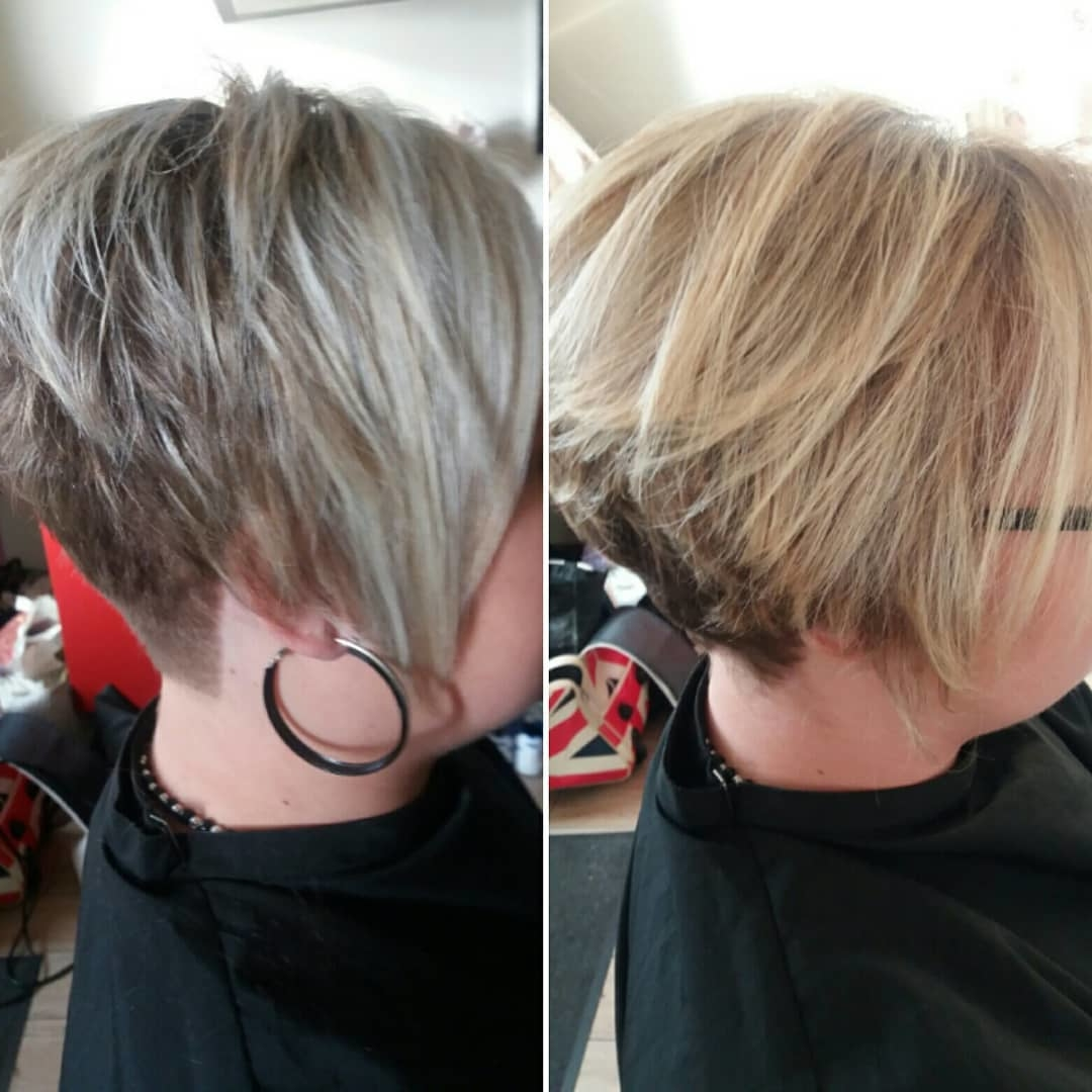 Messy Updos For Thin Hair: 50 Messy Pixie Haircuts For Fine Hair