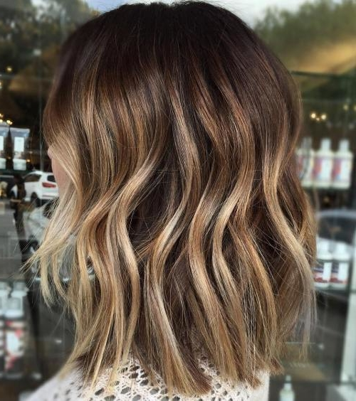 35 Balayage Hair Color Ideas for Brunettes in 2019.