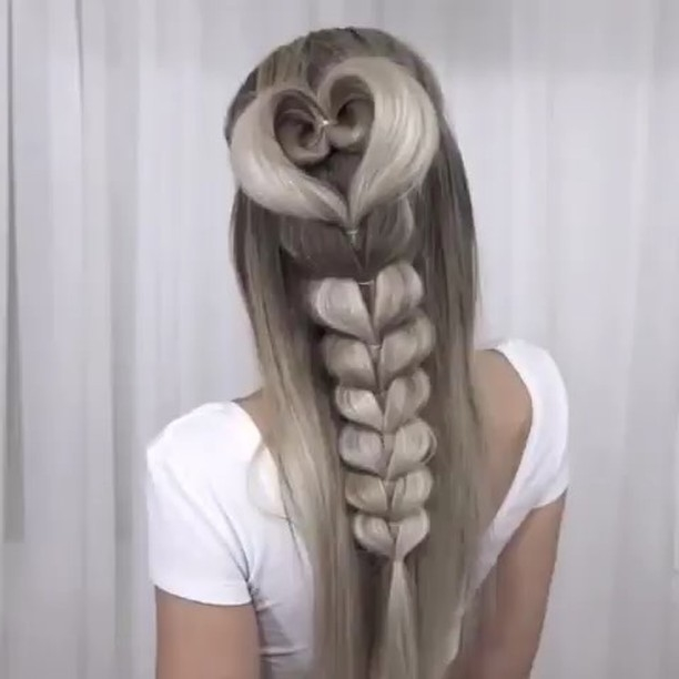 50 Awesome Waterfall Braid You Can Do at Home