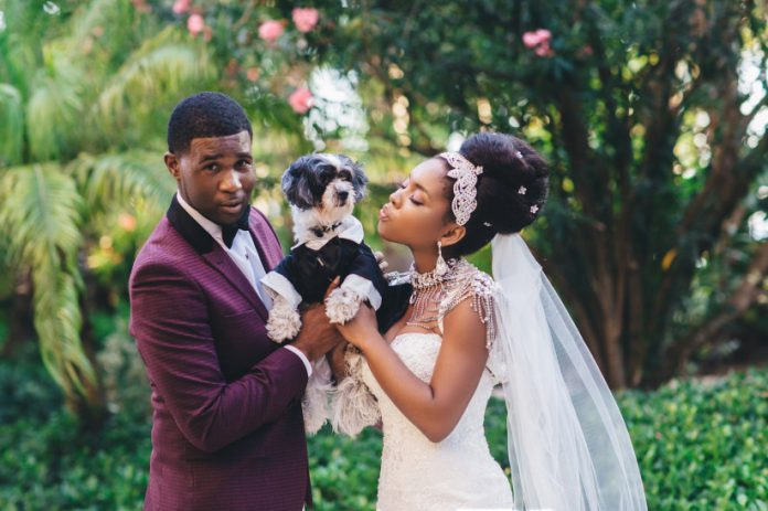50 Short Wedding Hairstyles for Black Women 2019.