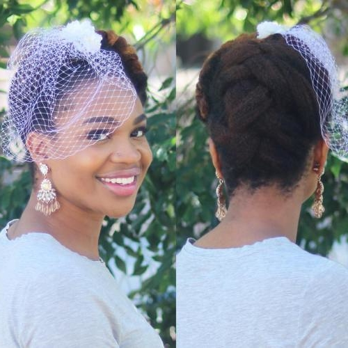 Top 20 Wedding Hairstyles For Medium Hair: 50 Short Wedding Hairstyles For Black Women 2020