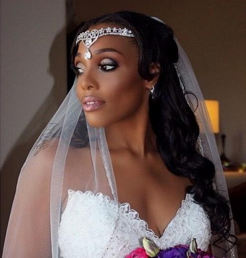 50 Short Wedding Hairstyles For Black Women 2020