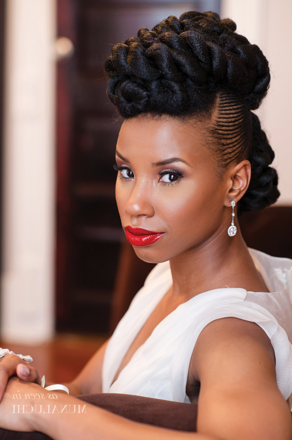 50 Short Wedding Hairstyles for Black Women 2020 - Short ...