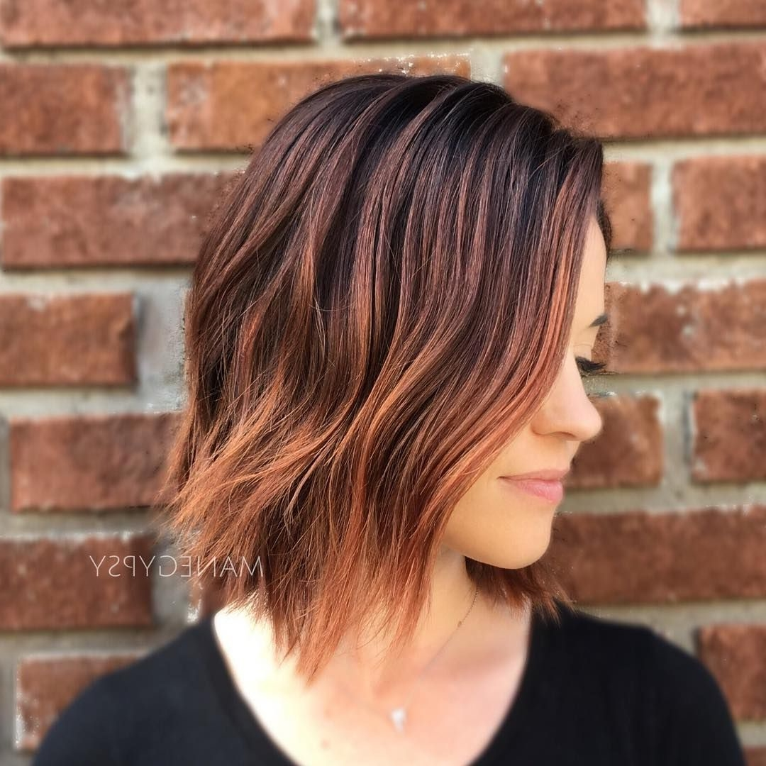 New Hair Trends 2019: Short Hair Color Trends 2019