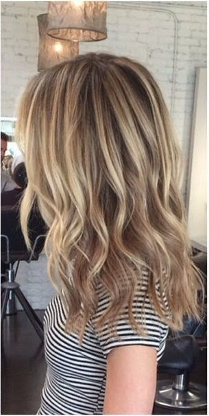 Ombre Light Brown To Blonde Find Your