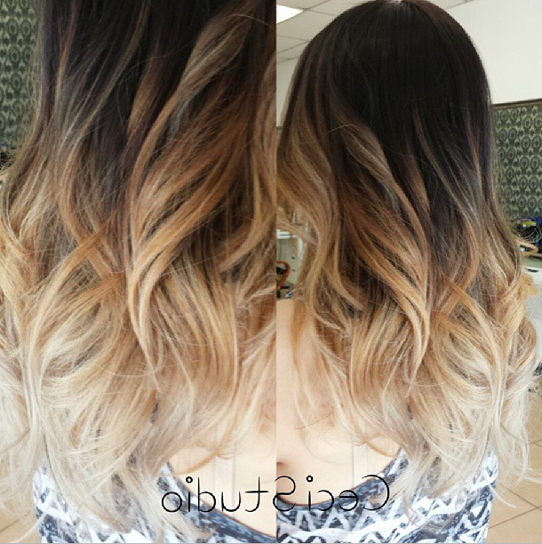 20 Short Hair Ombre Light Brown To Blonde Short Pixie Cuts