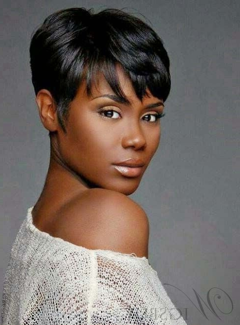40 Best Short Pixie Cuts For Black Women Short Pixie Cuts