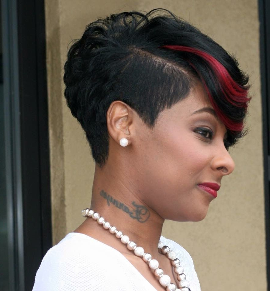 Best Short Pixie Cuts For Black Women