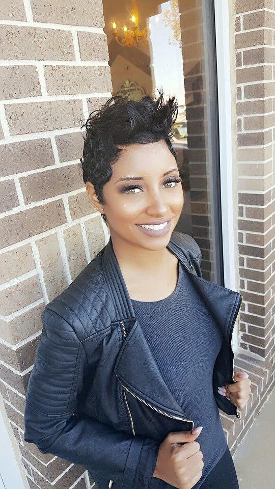 40 Best Short Pixie Cuts For Black Women Short Pixie Cuts