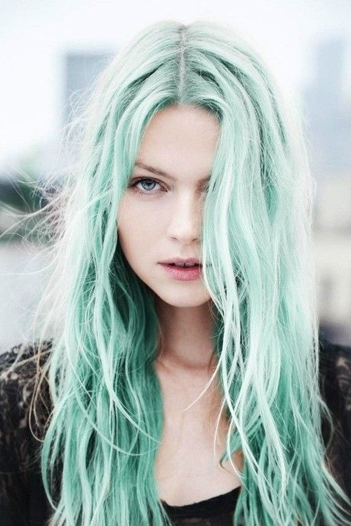 40 Pastel Hair Colors For Dark Skin In 2020