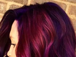 50 Purple Hair Color Ideas for Brunettes You Will Love in 2019