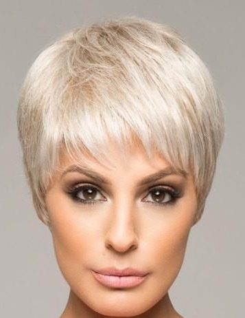 30 Refreshing Variations of Short Pixie Haircut Wigs
