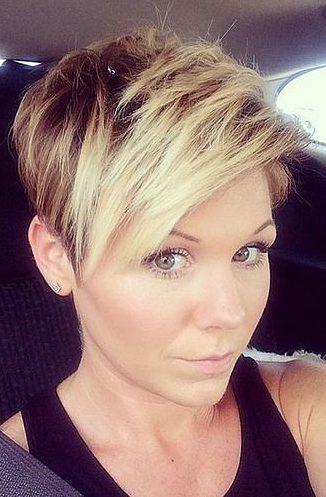 36 hair color ideas for short pixie cuts  pixie hair