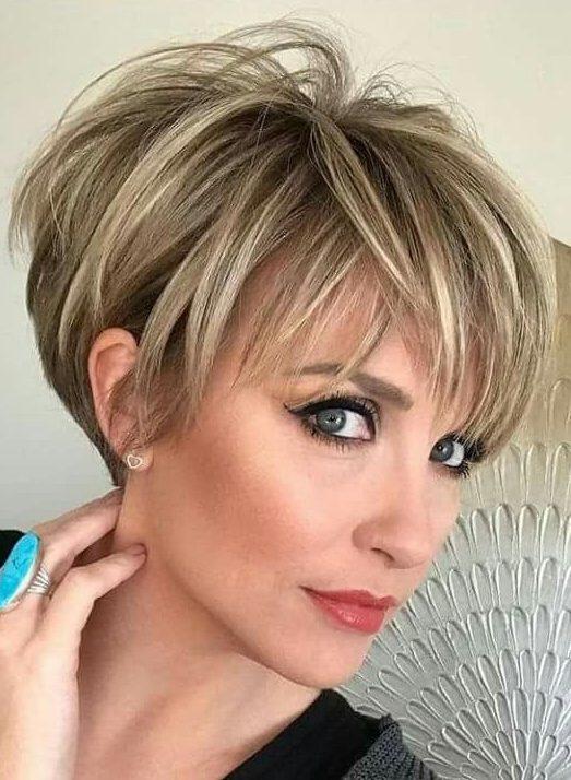 Hair Color Ideas For Short Pixie Cuts