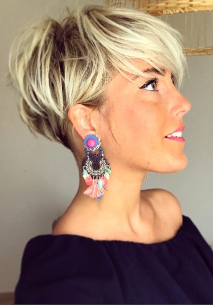 11 Short Pixie Haircuts for Thick Hair - Get Your Inspiration for
