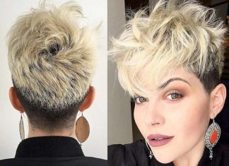 38 Short Pixie Haircuts for Thick Hair - Get Your Inspiration for 2019