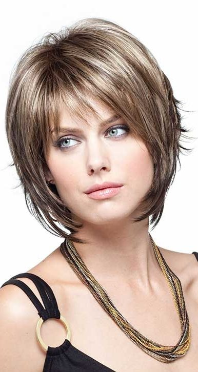40 Cute and Easy-To-Style Short Layered Hairstyles - Hairstyle Inspirations for 2020 - Short ...