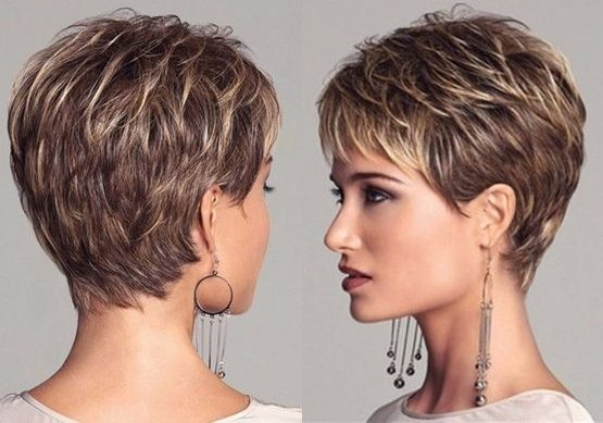 Hairstyles 2019: 40 Cute And Easy-To-Style Short Layered Hairstyles