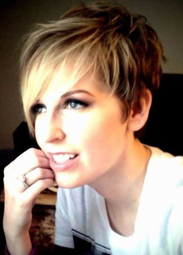 Latest Cute Short Pixie Cuts for 2019