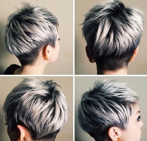 Short hairstyles and haircuts for all ages